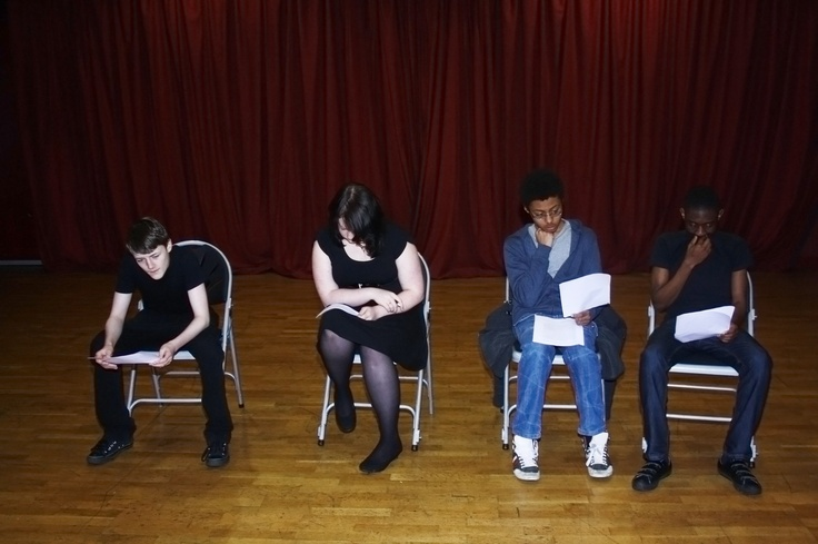 YandT Rep Company: The Break Through for Actors by Alex Coles
