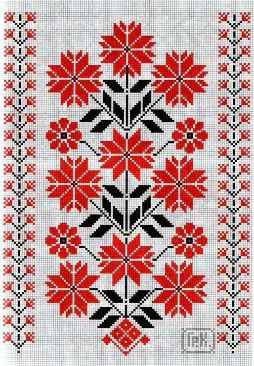 Gallery.ru / Фото #25 - Ukrainian Stitching Art - thabiti