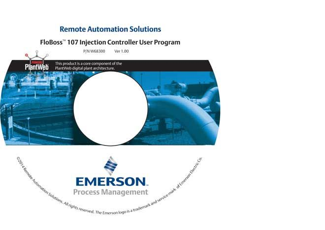 Emerson introduces Injection Control Application for its flow computer and remote terminal units