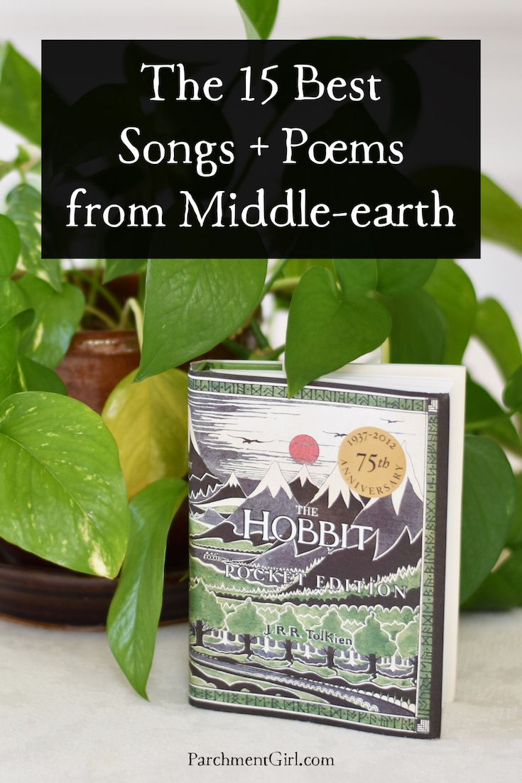 The 15 Best Songs + Poems From Middleearth