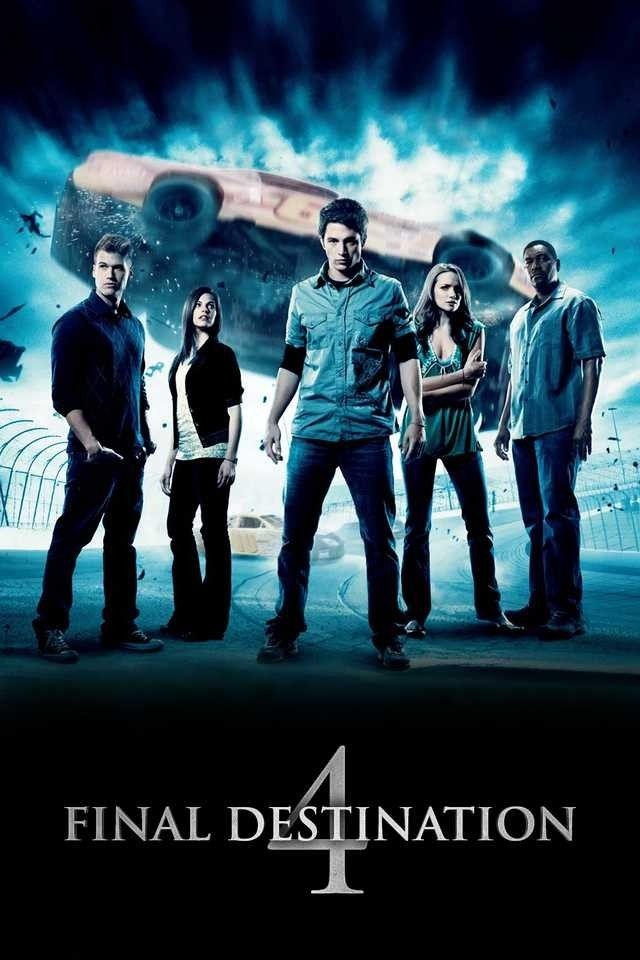 Final Destination 4 2009 Destino Final 4 Tv Horror Destino