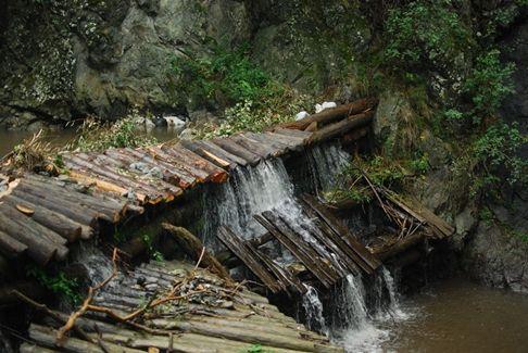 Morile de apa de la Rudaria