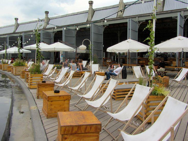 Antwerp: Cargo Zomerbar