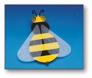 Craft Club of the Month - Bumblebee Craft Project