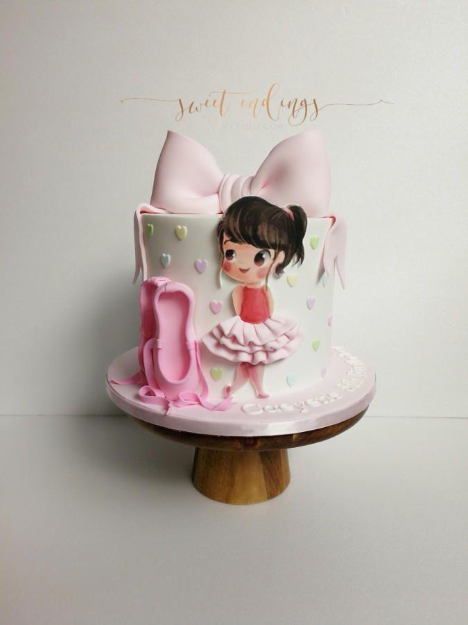 Little Ballerina by Lulu Goh