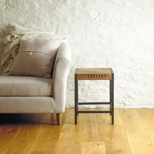 Beautiful Reclaimed Urban Chic Low Lamp Table - Shop Now. – Chattels