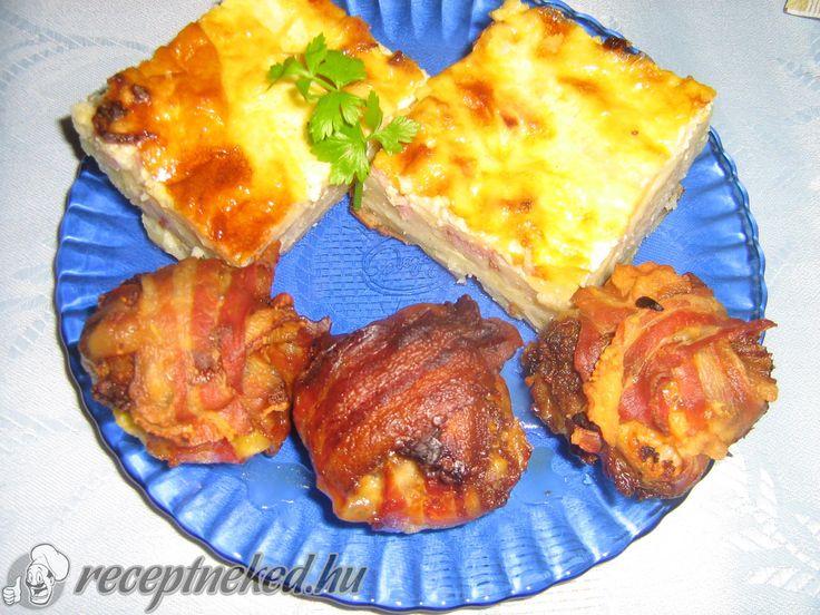 Kipróbált Húsmuffin krumpli lepénnyel recept egyenesen a Receptneked.hu gyűjteményéből. Küldte: Mesyke