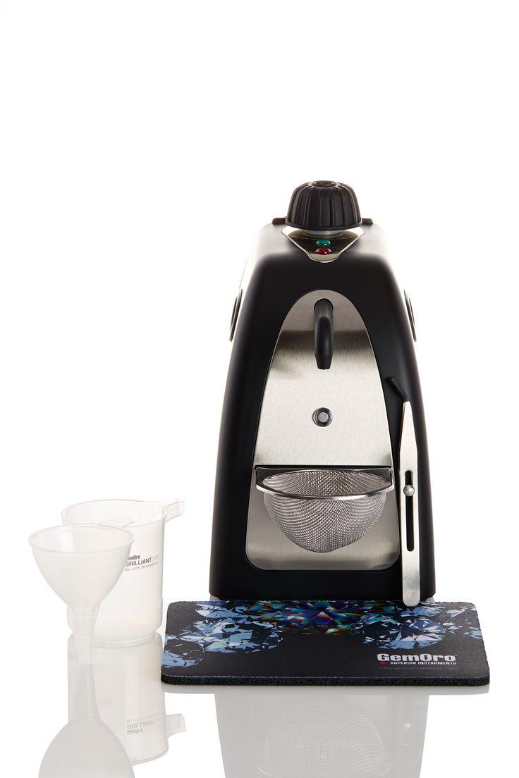 Brilliant Spa Black Diamond 50PSI Personal Jewelry Steam Cleaner on @HauteLook
