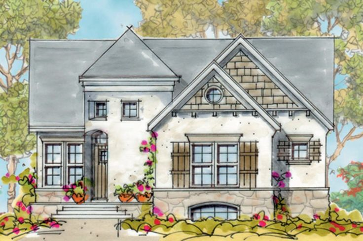 Front Elevation French : French country design photos of exterior elevations joy
