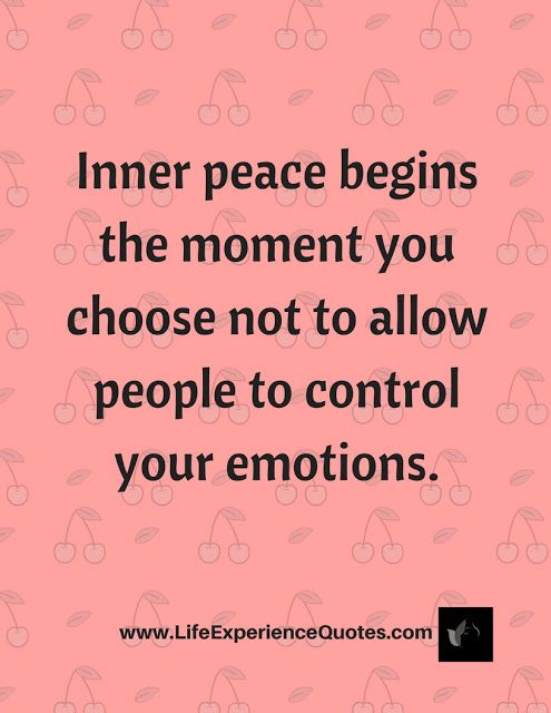 Quotes About Inner Peace Endearing Inner Peace Begins The Moment You Choose Not To Allow People To .