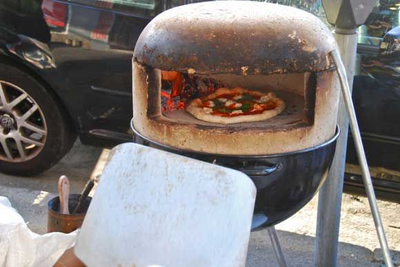 Do-It-Yourself Wood Fired Pizza Oven - Charles & Hudson