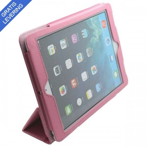iPad Air Smart Cover Etui - Lyserød