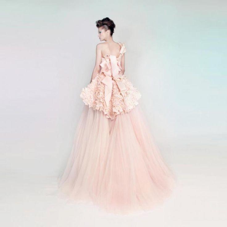 Les Jardins Suspendus ~ Außergewöhnliche Brautkleider ~ Kollektion 2013 by Rami Kadi