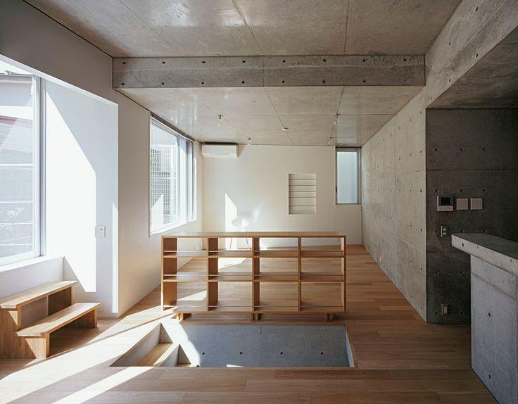 世田谷のテラスハウス 竣工写真 - archinet コーポラティブハウス