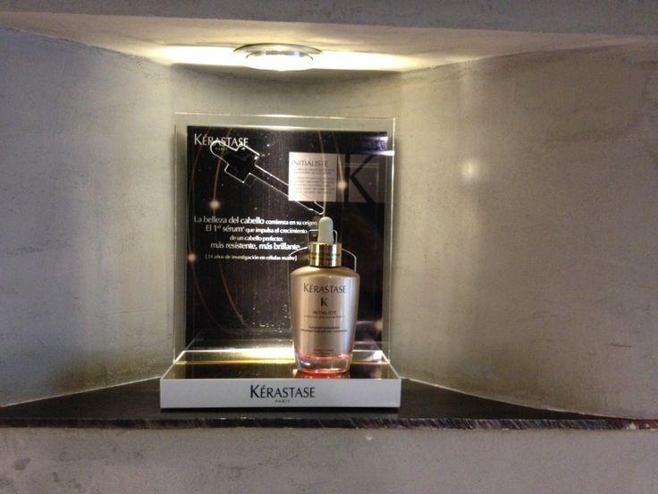 El primer serum que impulsa el crecimiento de un cabello perfecto, más resistente, más brillante, de Kerastase, por supuesto…  www.hairestudio.com
