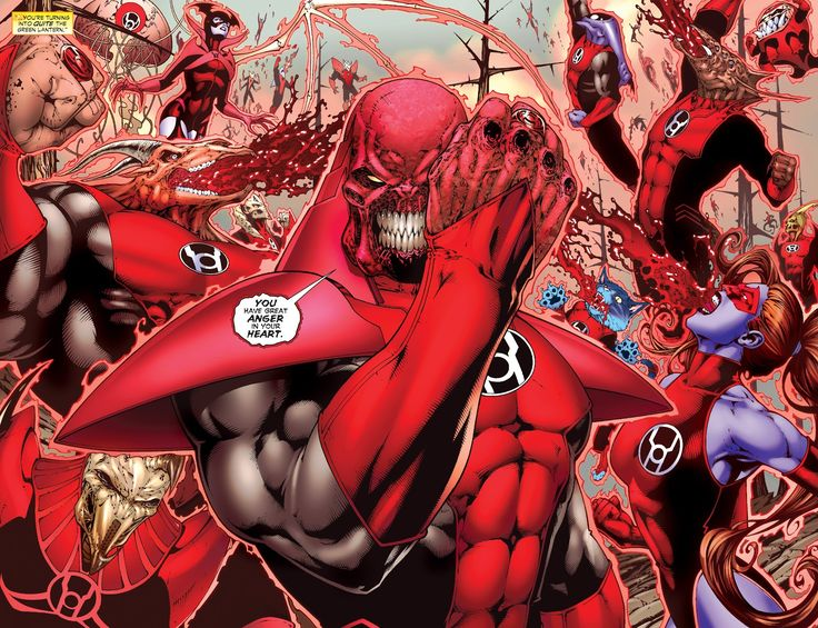 Final Crisis: Rage of the Red Lanterns Full - Read Final Crisis: Rage of the Red Lanterns Full comic online in high quality