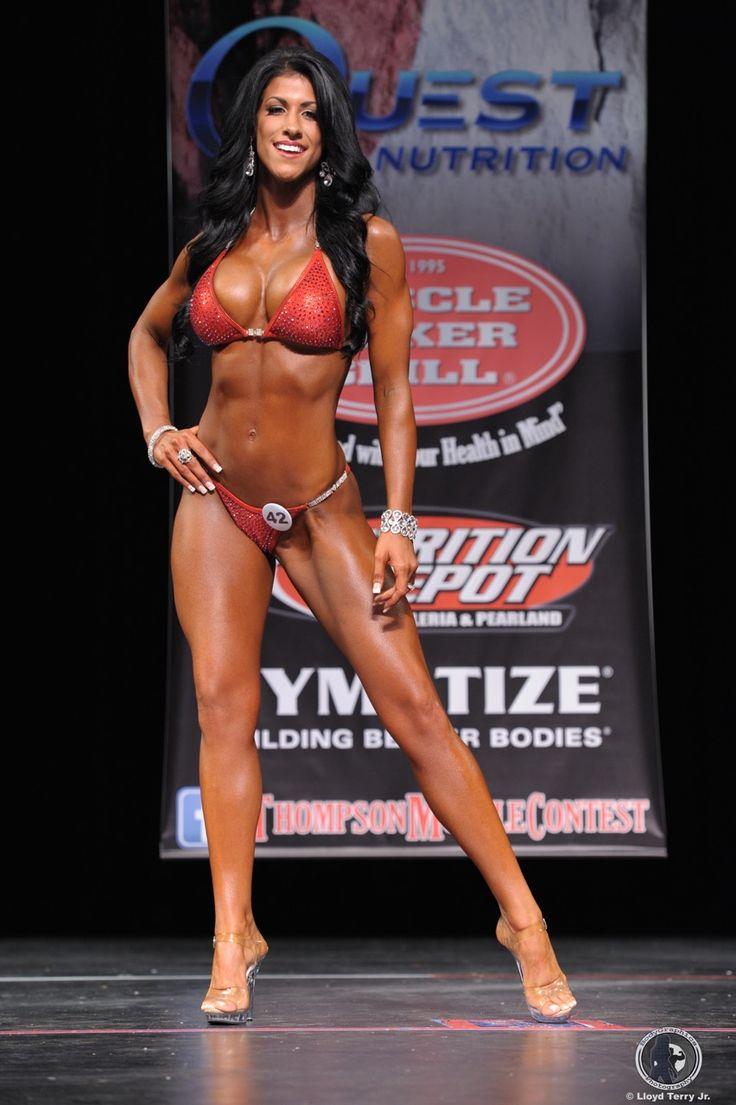 IFBB Pro Sarah LeBlanc, Bikini Photography, Fitness ...