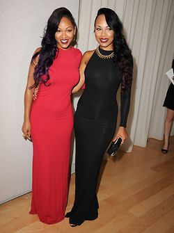 Megan good and her sister