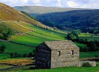 going for walks in the yorkshire dales
