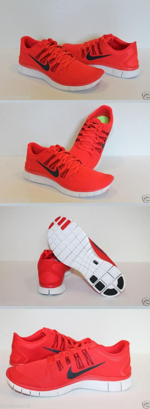 To keep himself in shape during the off-season, some red (of course) cool Nike's should come in handy!