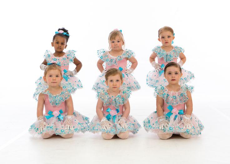 We offer Princess Ballet classes for aspiring ballerinas!
