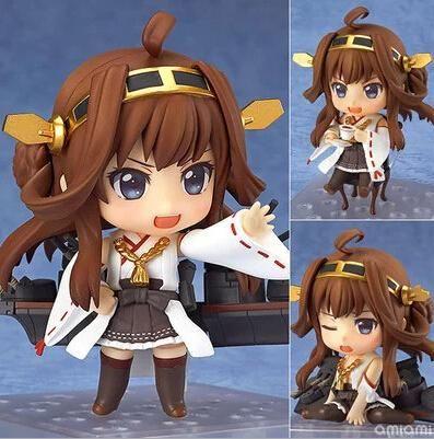 Nendoroid Kantai Collection Kongou Action Figure Toys