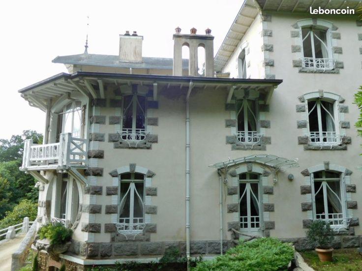 grande villa 1900 baie de morlaix ventes immobili res. Black Bedroom Furniture Sets. Home Design Ideas