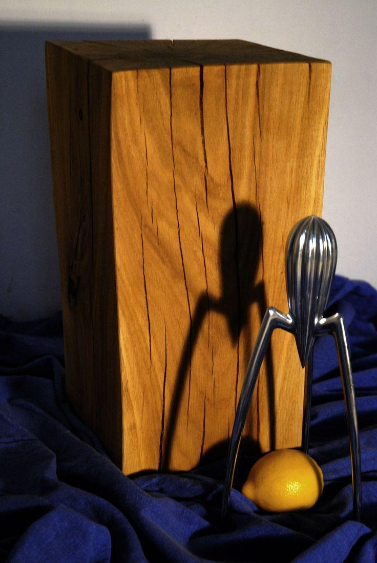 Stump  Hand made by Rozwiertki www.rozwiertki.pl
