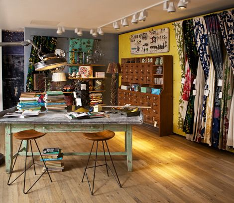 anthropologie concept store: Ideas, Anthropology, Art Studios, Studios Spaces, Crafts Rooms, Creative Spaces, Offices, Workspace, Work Spaces