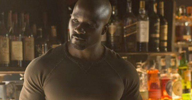 """Luke Cage"""" actor Mike Colter revealed the release date of the show at the """"Daredevil"""" premiere. Description from ibtimes.com. I searched for this on bing.com/images"""