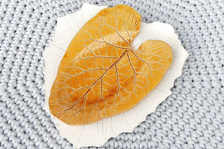 Clay leaf
