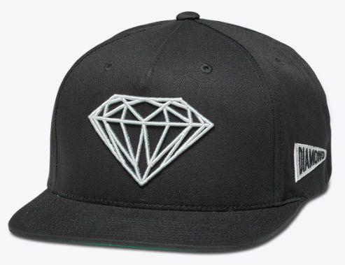 Fancaps - Diamond Supply Co Fitted Brilliant Cap Black, $62.00 (http://www.fancaps.com.au/diamond-supply-co-fitted-brilliant-cap-black/)