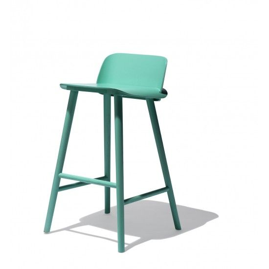 Noho Bar Stool Mint