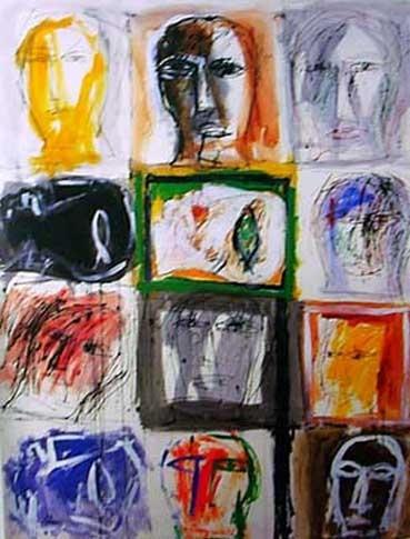 Faces - Ismail Fattah