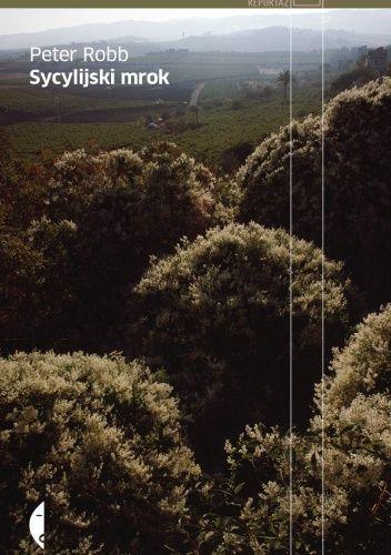 Okładka książki Sycylijski mrok