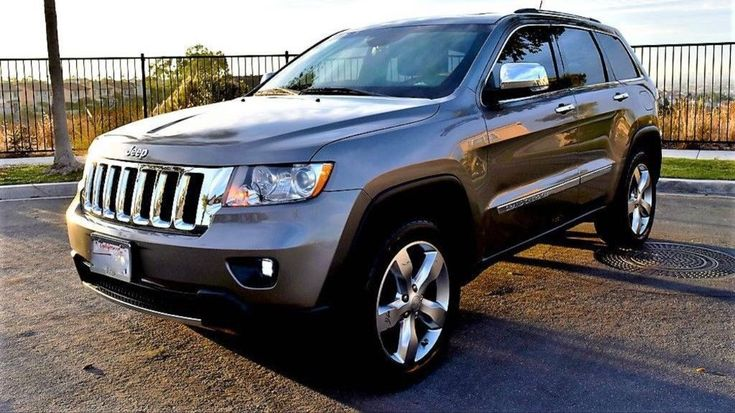 cool Awesome 2012 Jeep Grand Cherokee  Armored (Lvl 5) 2012 Jeep Grand Cherokee Overland - STOPS AN AK47!!! 2018 Check more at http://24carshop.com/cars-gallery/awesome-2012-jeep-grand-cherokee-armored-lvl-5-2012-jeep-grand-cherokee-overland-stops-an-ak47-2018/