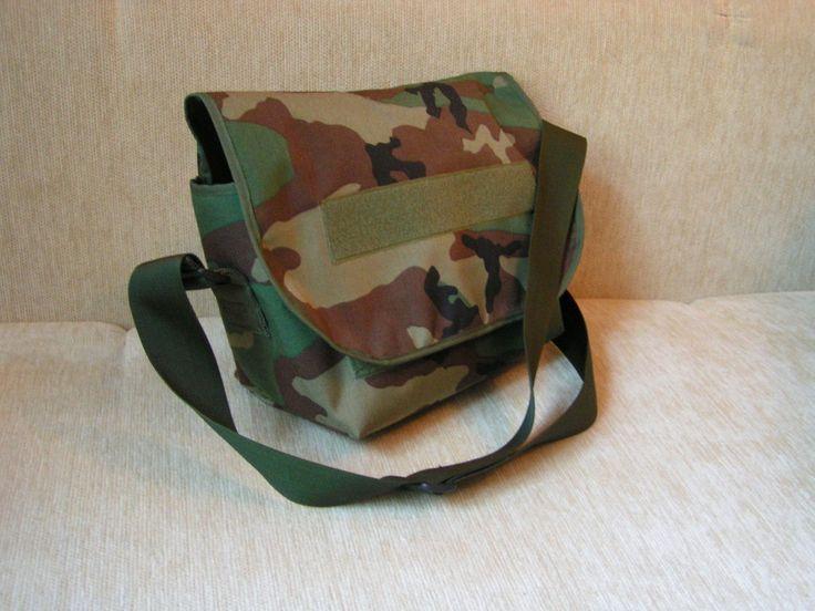 Blue Sewing Machine: Пошив сумки. Вариант первый