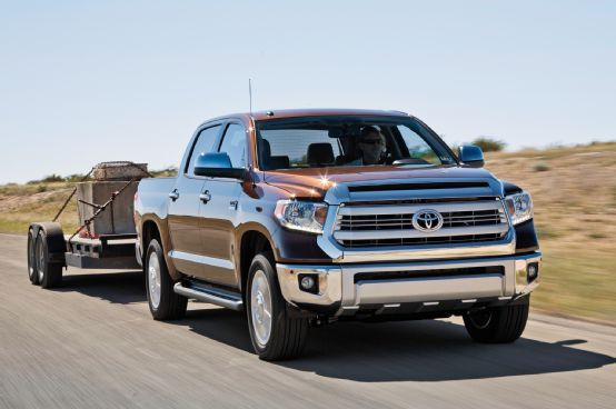 2014 Toyota Tundra 1794 Edition CrewMax 4x4 First Test - Motor Trend