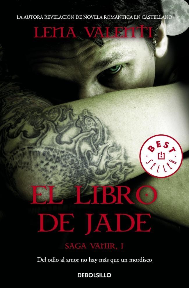 El Libro de Jade (Saga Vanir nº 1)†† Cosas de  Vampiros ††