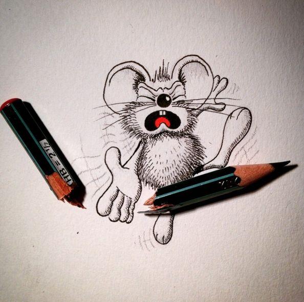 Les+drôles+de+petits+dessins+de+l'artiste+Loïc+Apreda
