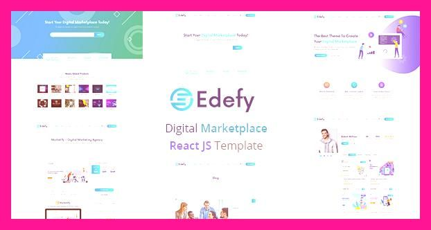 Bootstrap Clean Digital Marketplace Easy Digital Downloads Ecommerce Edd Envato Free Nulled Theme Html Free Html Temp In 2020 Templates Psd Templates Digital