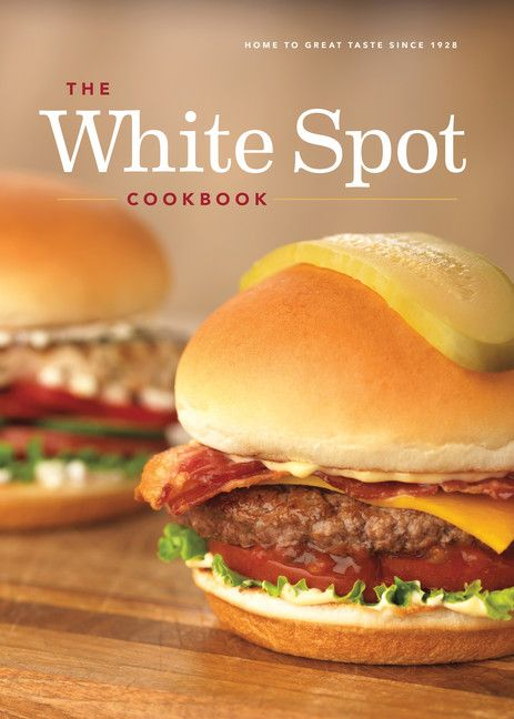 Produced in celebration of White Spot's 85th anniversary, the White Spot Cookbook is an engaging, visually-rich collection of recipes, memories and memorabilia, designed to showcase the legacy of one of Canada's most enduring brands.