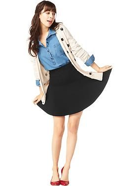 So cute.   Women's Clothes: Featured Outfits Layered Looks | Old Navy