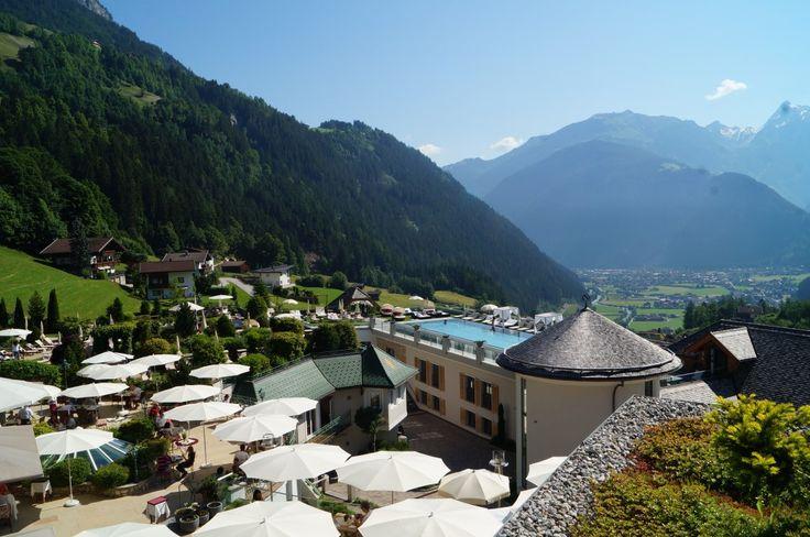 PANORAMA VIEW @ STOCK resort, Zillertal, Austria
