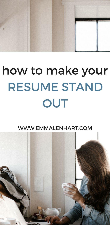 25 Unique Make A Resume Ideas On Pinterest Resume Professional