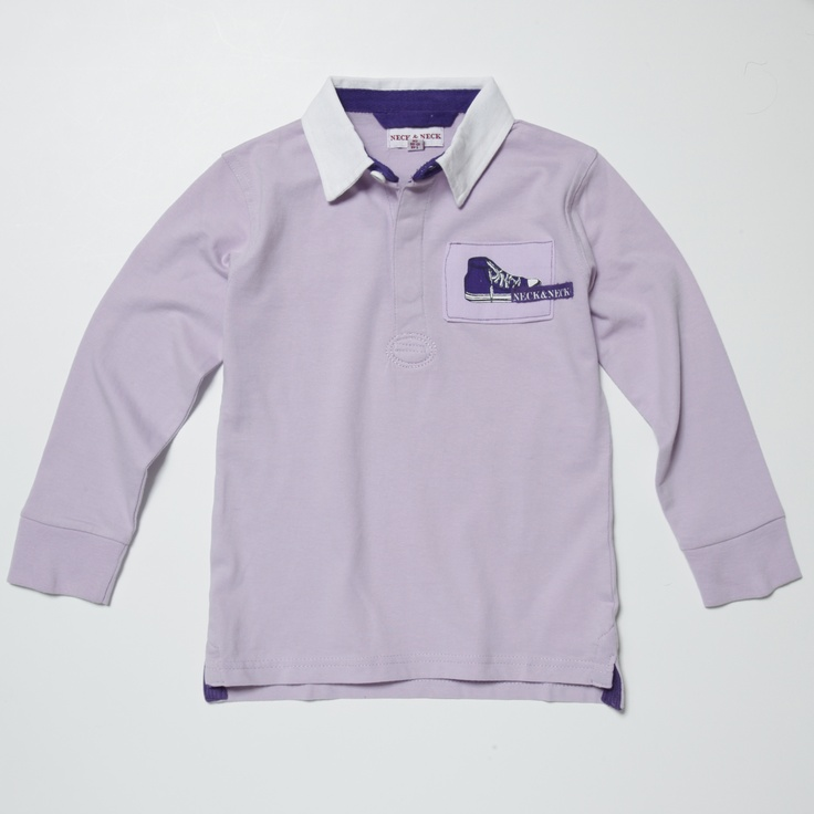 Sport NECK & NECK Polo  www.neckandneck.com  I just love it!