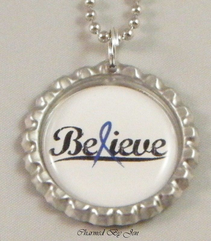 17 best images about colon cancer jewelry on