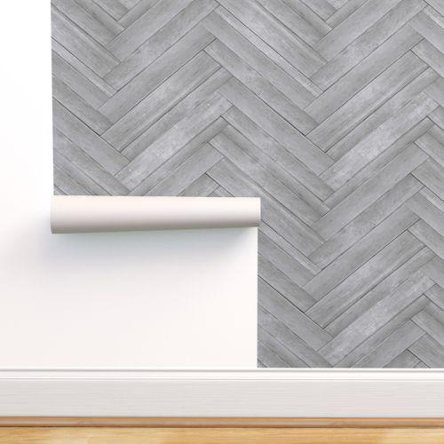 Horizontal Shiplap Herringbone Wood Wood Plank Wallpaper Wood Paneling