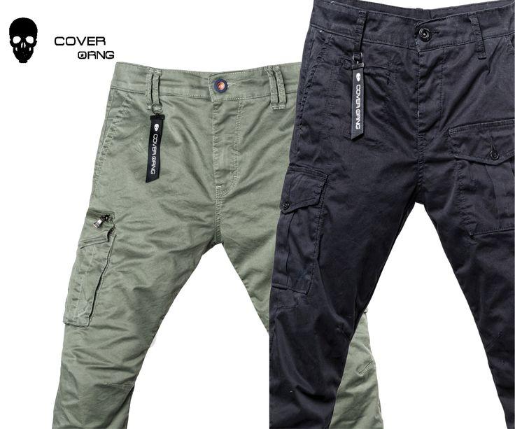 cargo pants, practical & stylish