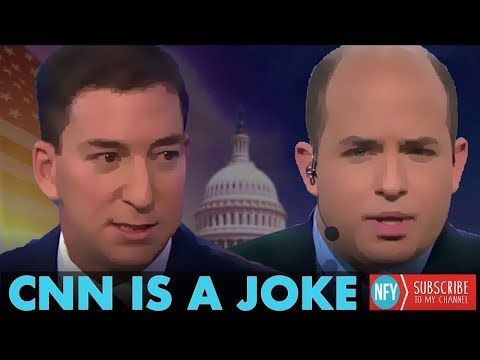 Glenn Greenwald DESTROYS CNN Reporter For Protecting Hillary Clinton - YouTube